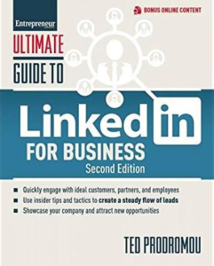Ultimate Guide to LinkedIn Ted Prodromou