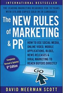 New Rules of Marketing & PR David Meerman Scott